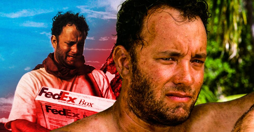 tom hanks cast away product placement